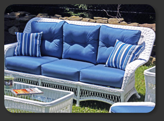 Patio Furniture Upholstery